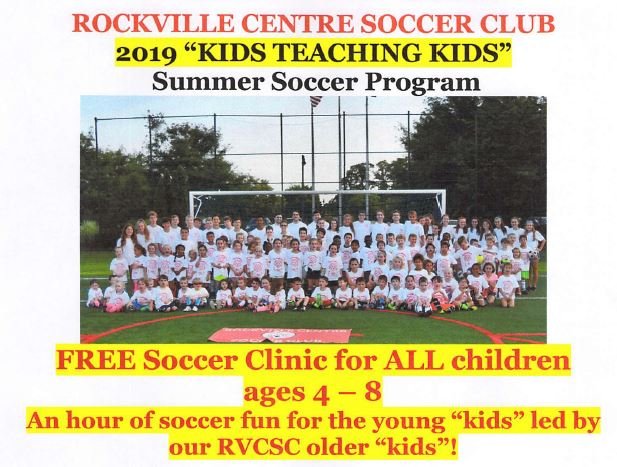 2019 KTK  KIDS TEACHING KIDS SUMMER PROGRAM